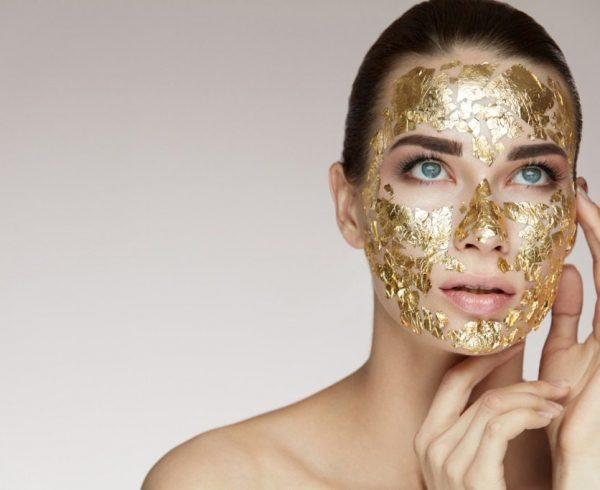 Trattamento pelle viso Supreme d'Or per pelli mature e rovinate a base di oro